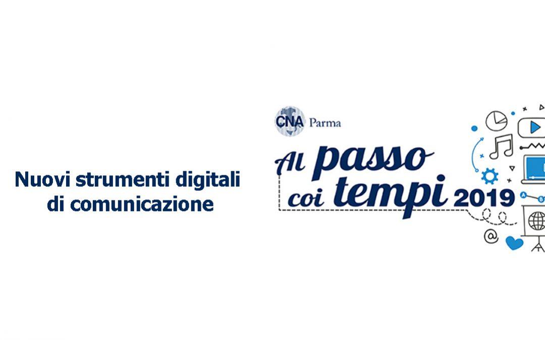 Al passo coi tempi - CNA Parma